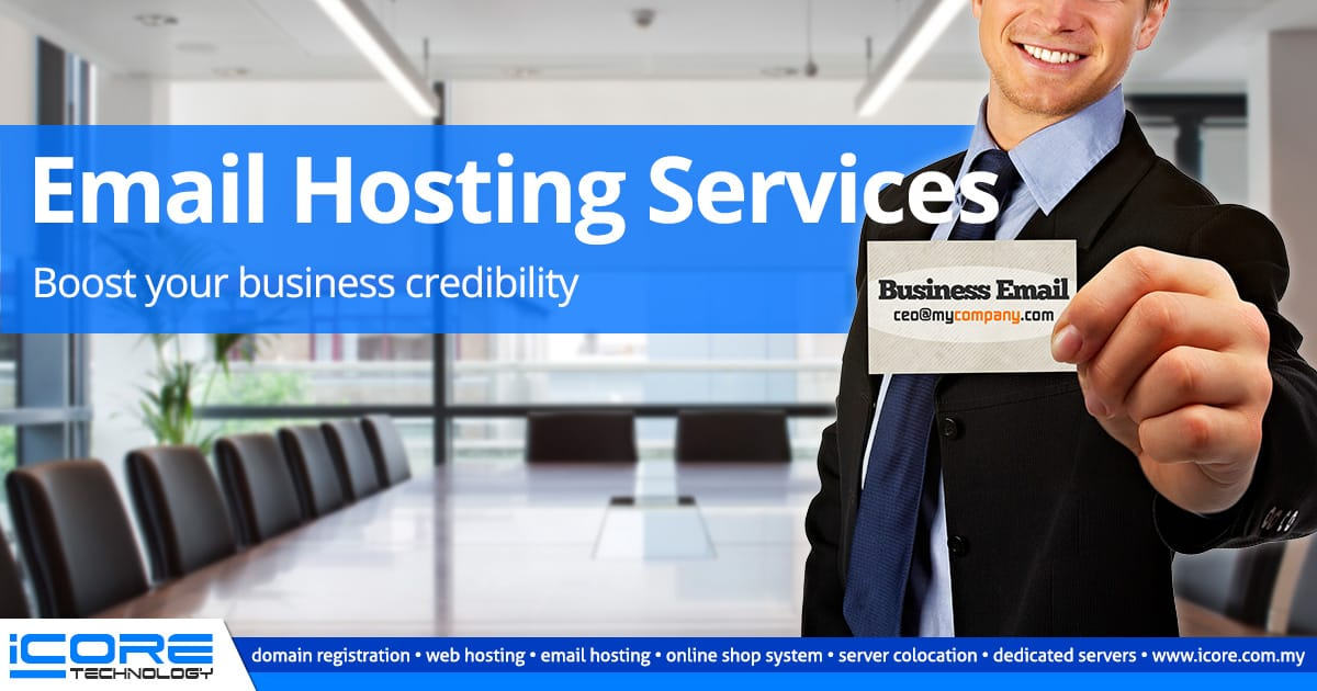 iCore Email Hosting